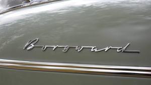 Borgward var ett tyskt bilmärke som gick i konkurs för över 50 år sedan, men var ett väldigt populärt märke i Sverige.