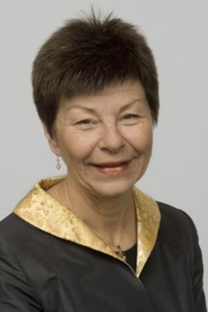 Ulla Persson (S), kommunstyrelsens ordförande i Västerås.