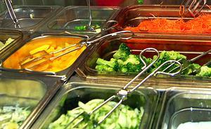 Forssaklackskolans kök kan byggas ut till ett tillagningskök.