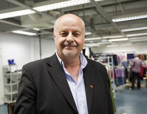 Carl Erik Mårtensson är föreståndare för RIA. Han vill tacka RIA:s sponsorer och Gävle kommun som gett ekonomiskt stöd till verksamheten.