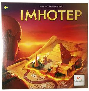 Imhotep.