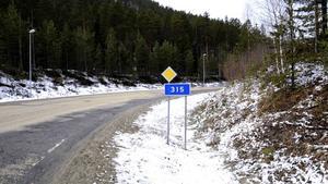 Väg 315 ska renoveras och vara klar 2017. Det är alldeles för sent enligt KG Lindblad och många andra som bor längs vägen.