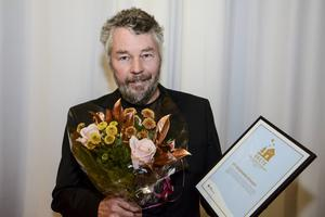 Ralf Palmpers och Växhuset vann guld för sina miljöinsatser.