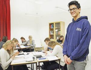Marc Smit är verksamhetsutvecklare på Mattecentrum. Östersund är den 24 staden föreningen etablerar sig i.