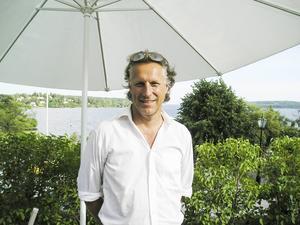 – Det finn sen trend bland företag att förbättra sin egen image genom att stöta sådana här verksamheter, säger Lars Trädgårdh.