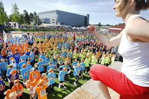 GD/GIF-olympiaden är det störta arrangemanget som anordnas varje på stadion. Tävlingen är något äldre än arenan eftersom den gick på Strömvallen innan.