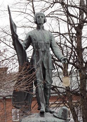 Gustav Vasa av Ida Matton.