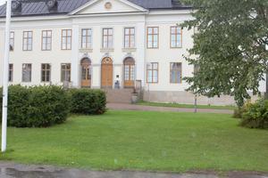 Skogsmästarskolan har sina lokaler i Skinnskattebergs herrgård.