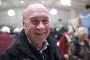Erik Andersson, ordförande i Ludvika Hembygdsförening, hoppas att kommunen ställer sig positiv så att en handikappanpassad toalettbyggnad kan uppföras vid Gammelgården.
