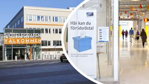 I Sjötelegrafen startar förtidsröstningen den 22 augusti.