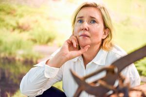 Holknekt Martina Eriksson driver sedan år 2003 egen arkitektverksamhet i företaget m.arkitektur.