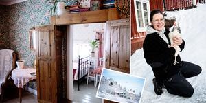 Ulrika Åsander hyr ut rum via Airbnb.