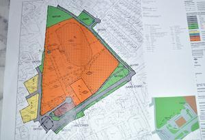 Den nya detaljplanen har som syfte att ge BSM-hallen i Kvarnsveden permanent bygglov.
