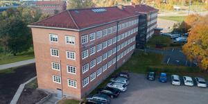 Brukskontoret i Fagersta.