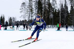 20-åriga Cordelia Melén Olsson har drabbats av sitt andra diskbråck. Det första kom år 2014.