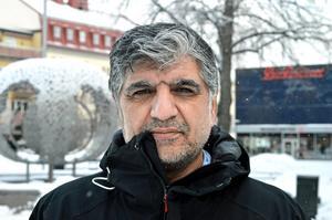 Yaser Borak har polisanmält hotet.