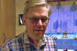Leif Nyman.Foto: David Peterson