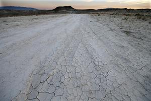 Förtorkad mark i dagens Spanien. Vattenbristen finns redan. Foto: Vidar Ruud/NTB/Scanpix