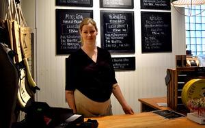 Linda Sigfridsson tror att Kulinariets saluhall kommer att leverera någon liknande matprodukt i framtiden.