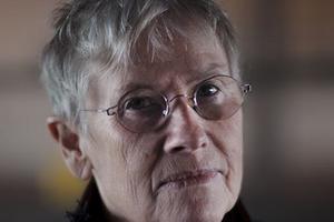 Ingela Strandberg är aktuell med en ny diktsamling. Foto: Sara Mac Kay