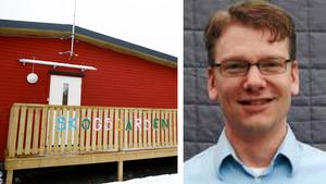 Thomas Wiberg säger att två nya förskolor behöver stå klara under 2019, den första redan på våren. I år använder sig kommunen av en tillfällig förskola i Sandtorp.