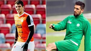 VIK har värvat bröderna Dylan och Allan Kosik. Förra året spelade duon i VSK Fotboll.