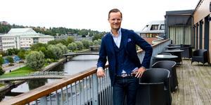 Petter Ekman brinner för att hjälpa människor att förverkliga sina företagsdrömmar.