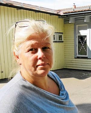 Annika Avelin, rektor för grundskolan i Skultuna.