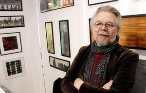 – Jag är inte förtjust i gränser och brukar vara med på kulturevenemang både i Nora och Lindesberg, säger Anders Wallén.