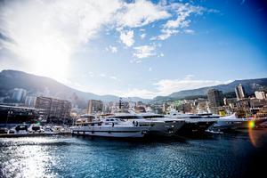Monaco bjuder på F1-cirkusens vackraste utsikt.