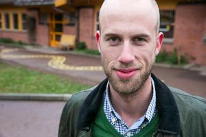 Carl-Oskar Bohlin (M), länsordförande och dalariksdagsledamot.