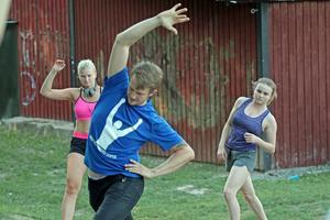 Patrick Rapp är fystränare för VSK:s damlaget sedan tre säsonger tillbaka.