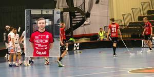Martin Törnhjelm förstärker Örebro Innebandy.