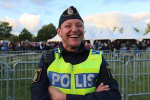 Per Jansson har jobbat på festivalen i sju år.