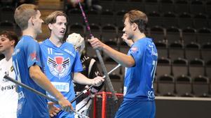 Matchhjälten Rasmus Arvidsson, Anton Arvidsson och Alex Schröder kunde pusta ut efter bortamötet med Wibax-Piteå. Däremot går det inte att luta sig tillbaka alls när man slängt en blick på tabellen i norra allsvenskan.