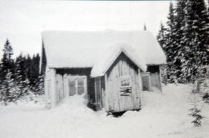 Det så kallade Nilstorpet, fotograferat någon gång under 1970-talet.