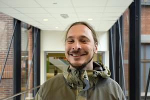 Marcus Strandman, 41, musiker, Göteborg: