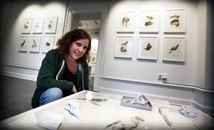 Ida Rödén har gjort en konstnärlig resa i forskarsnillet Jonas Falcks fotspår.