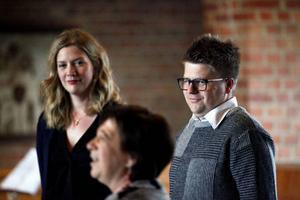 November Linda Peterson och Martin Johansson får Östersunds kulturstipendium.