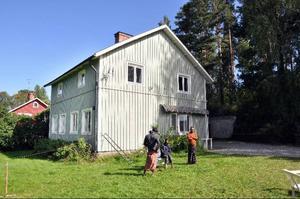 Mikael Olssons hus, BräckeFoto: Ingvar Ericsson