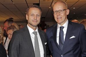 Snart tar Dennis Helfridsson över vd-posten för svenska ABB efter Johan Söderström.