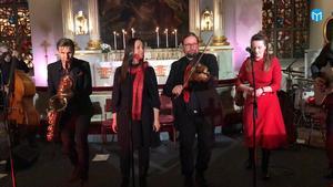 Hoven Droven, Triakel, Ellen Sundberg och Merit Hemmingson är på turné i länet.