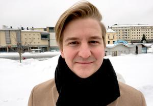 Anton Schön, 30, försäkringsrådgivare, Sundsvall: