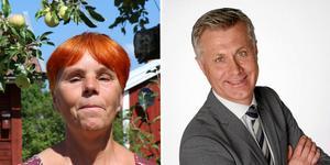 Sofia Thoresdotter överklagade byggplanerna i Ormesta och fick rätt mot byggnadsnämnden, där Anders Hagström (KD) är ordförande.