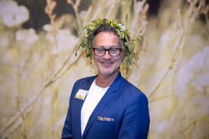 Tony Irving är en av årets sommarvärdar. Foto: Jessica Gow
