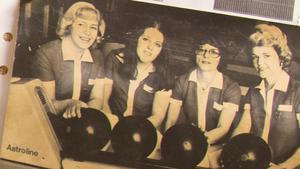 Bowlinghallen i Avesta var den största i Dalarna när den byggdes 1973.