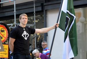 En av de som finns med på Nordisk styrkas hemsida är NMR:s nästechef för Västernorrland, Ingemar Westerbring.