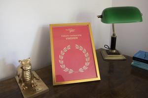 Vindhem blev utsedd till folkets restaurang på Sundsvalls restauranggala tidigare i år, och Mimmi Siezing är en av tre finalister i Sundsvall Business Awards som avgörs den 20 september.