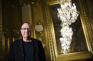 Tonsättaren Sven-David Sandström har avlidit. Arkivbild: Marc Femenia/TT