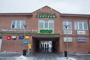 Barkvägens korttidsboende ligger i Torvalla centrum och på andra våningen, ovanför Coop och Gallerian.